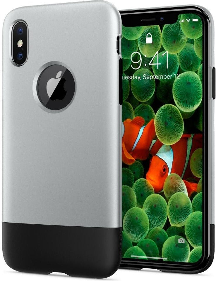 Spigen Classic One Hoesje Apple iPhone XS/X