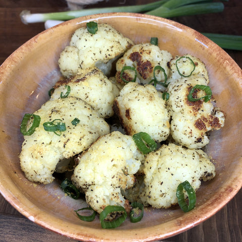 Roasted Herb Cauliflower
