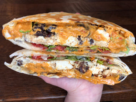 Crunch Wrap Supreme (Gluten Free Available) (Delivered 12/8)