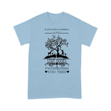 The Garden & Books Are All You Need - Standard T-shirt