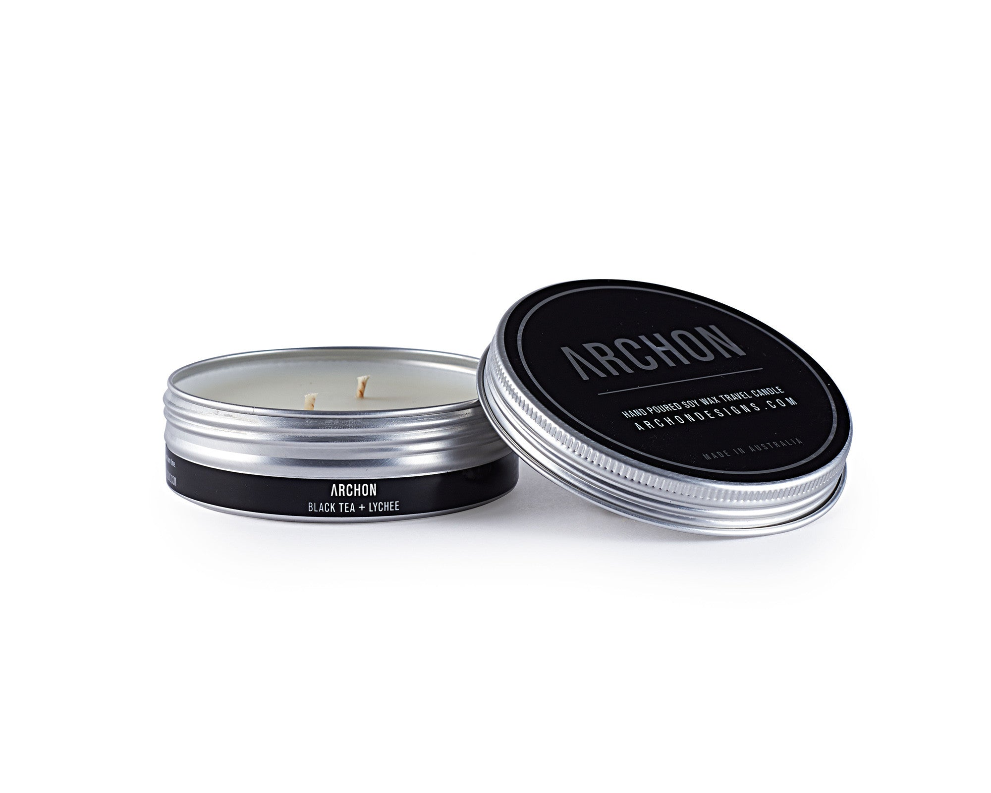 New Product! >> Scented Soy Wax Travel Candles AVAILABLE ONLINE!