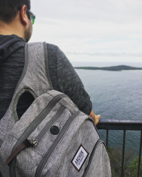 Reach New Heights with our Backpacks!
