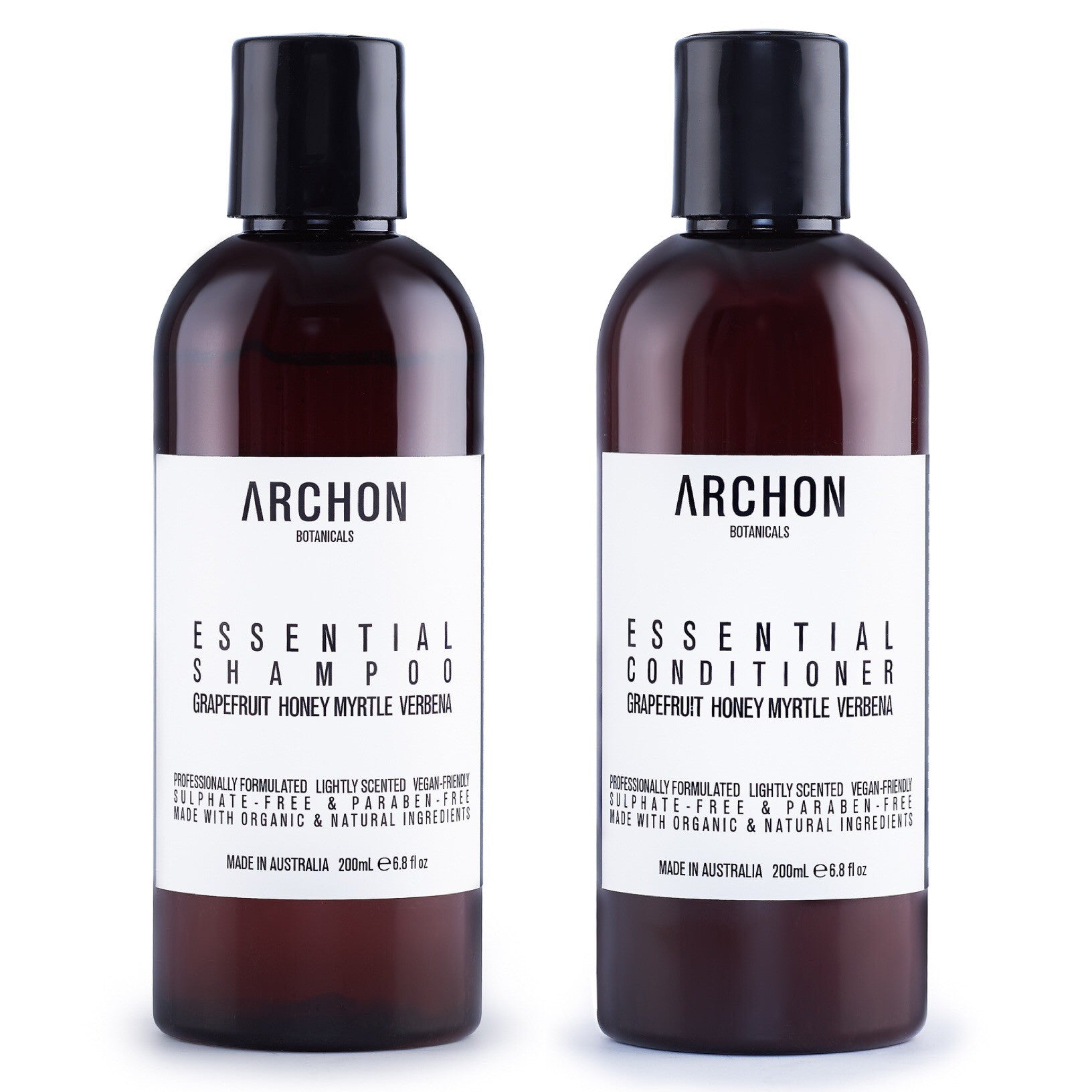 The wait is over! Our 200mL Shampoo & Conditioner Available online!