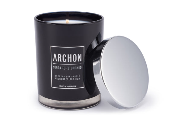Singapore Orchid Soy Candle