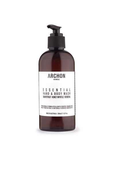 250mL - Essential Hand & Body Wash