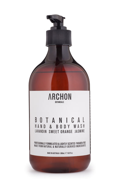500mL - Botanical Hand & Body Wash