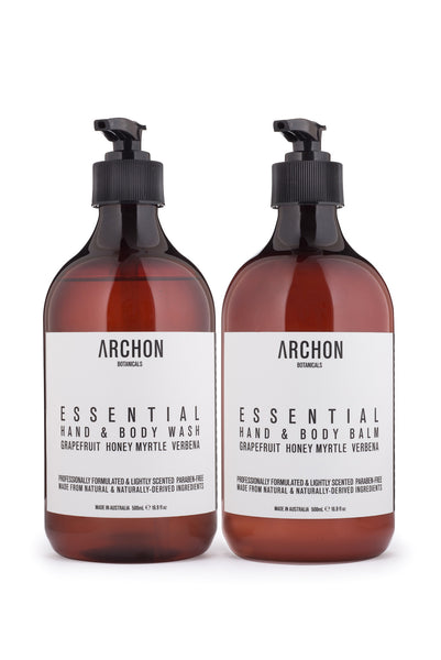 500mL - Essential Duo