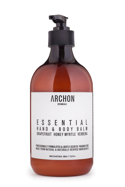 500mL - Essential Hand & Body Balm