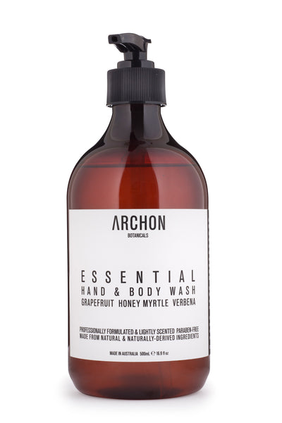 500mL - Essential Hand & Body Wash