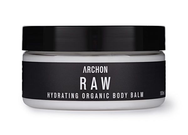 100mL Archon RAW Hydrating Organic Body Balm