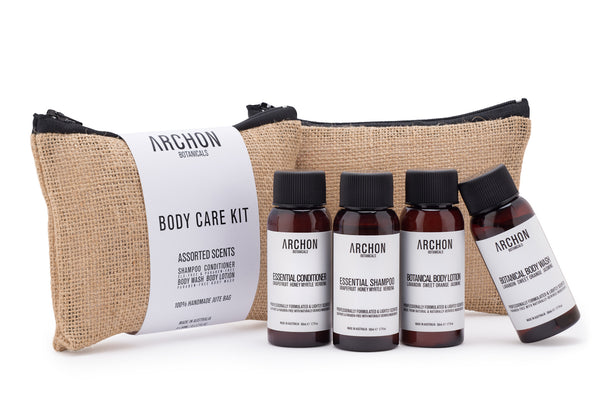 Body Care Kit - Natural Print