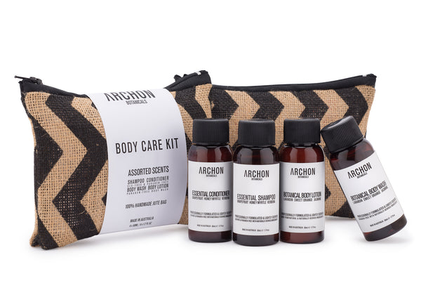 Body Care Kit - Chevron Print