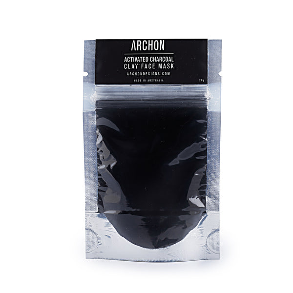 Activated Charcoal Face Mask