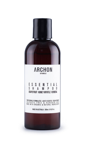 200mL - Essential Hair Shampoo