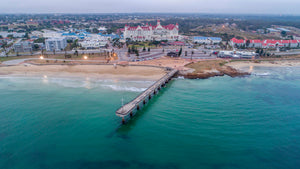 Shark Rock Pier, Port Elizabeth