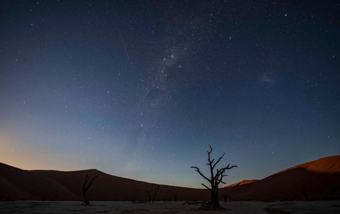 The Milky Way, Deadvlei, Namibia