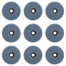 Load image into Gallery viewer, 20pcs Furniture Glides Teflon Durable Furniture Glides Sliding Block Furniture Glide Floor Protector for Table Tile Chair Carpet (Assorted Color)