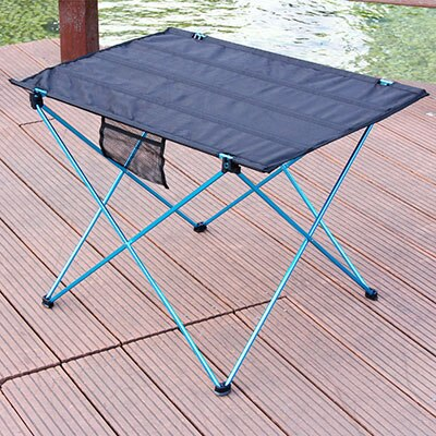 Portable Foldable Garden Furniture Table and Chair Picnic Set Al Light Weight Anti Slip Folding Table Chair