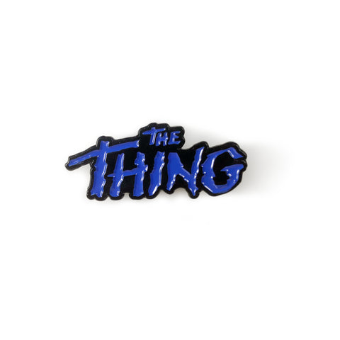The Thing Enamel Pin