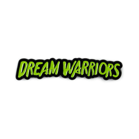 Dream Warriors Enamel Pin