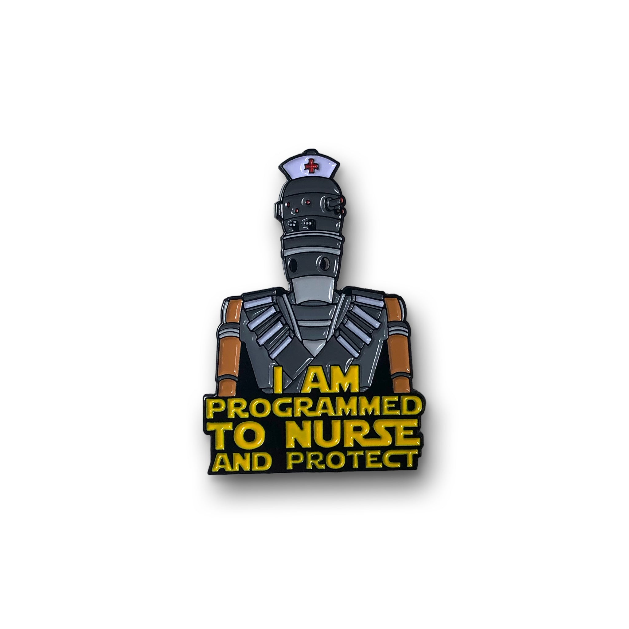 Programmed to Nurse Pin