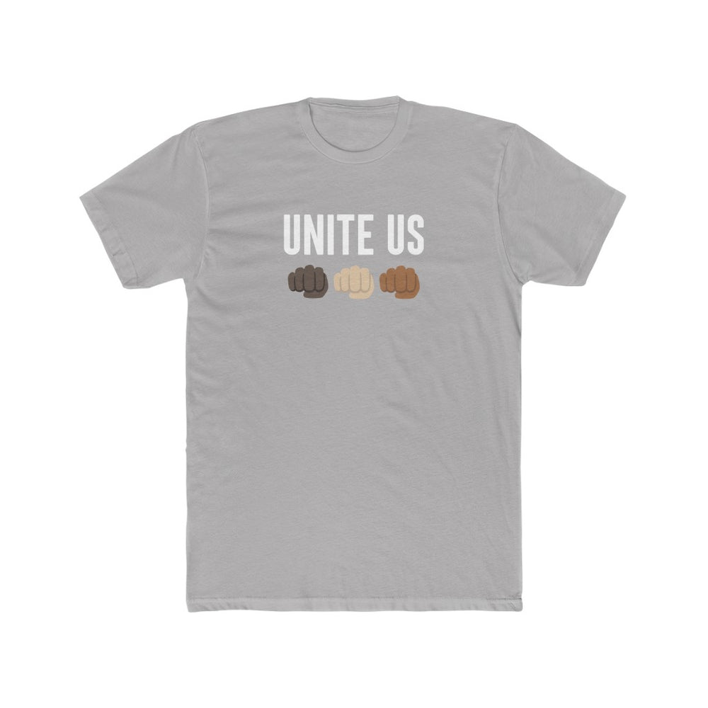 Unite Us - Men's Cotton Crew Tee