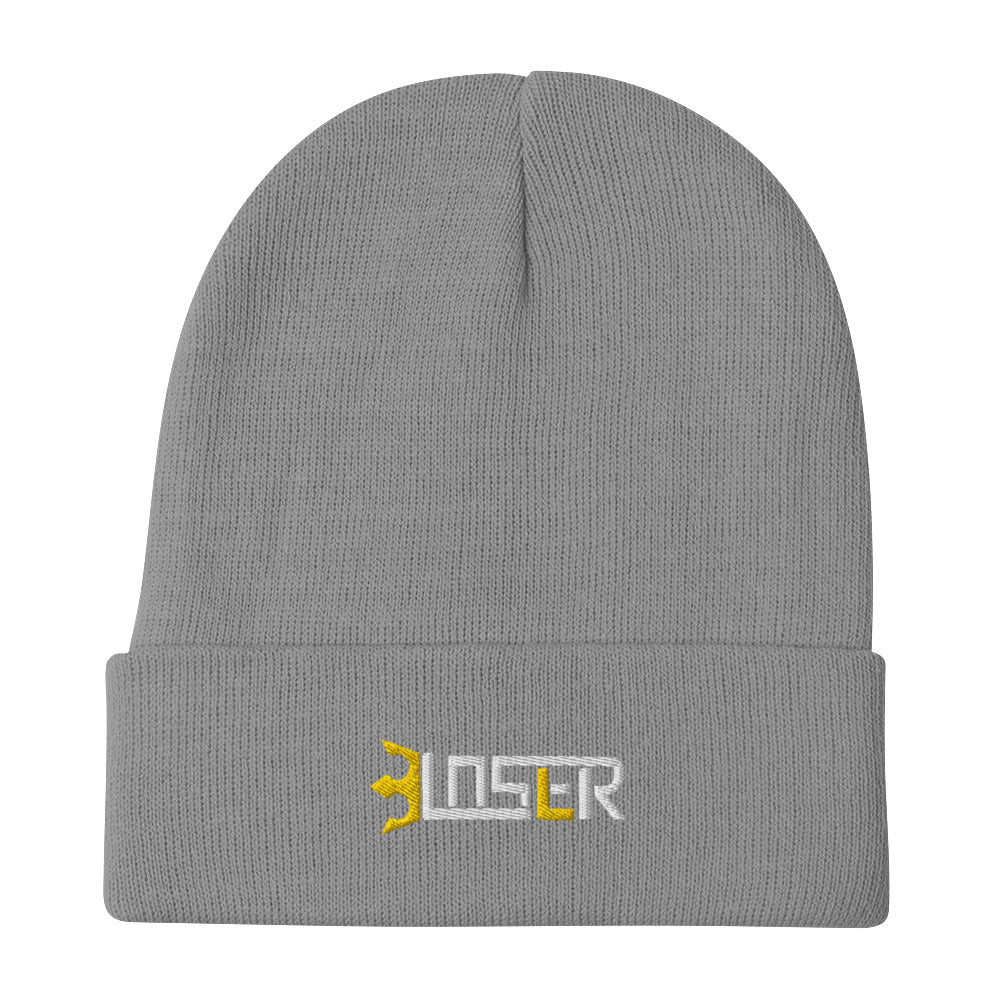 Loser - Embroidered Beanie