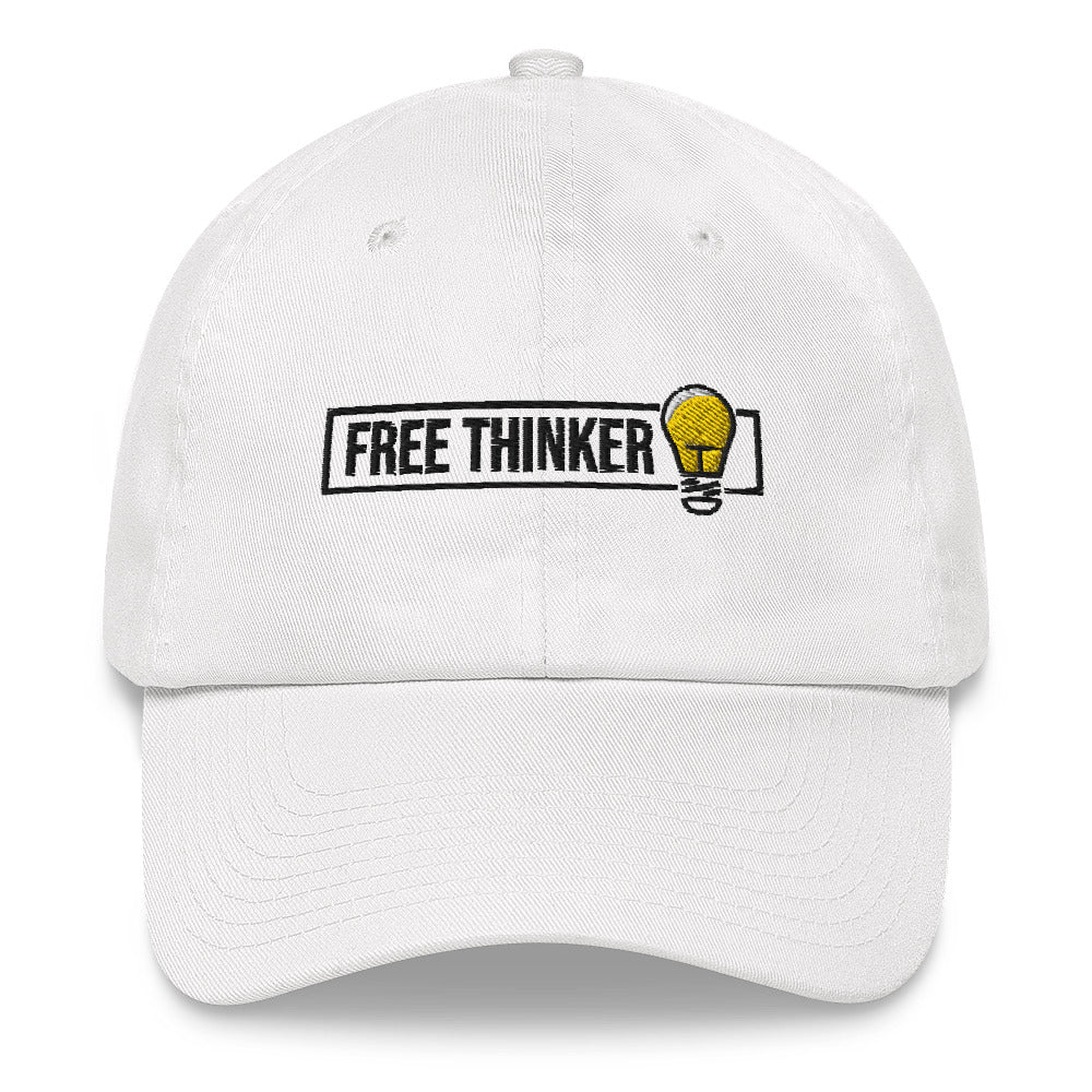 Free Thinker Dad Hat