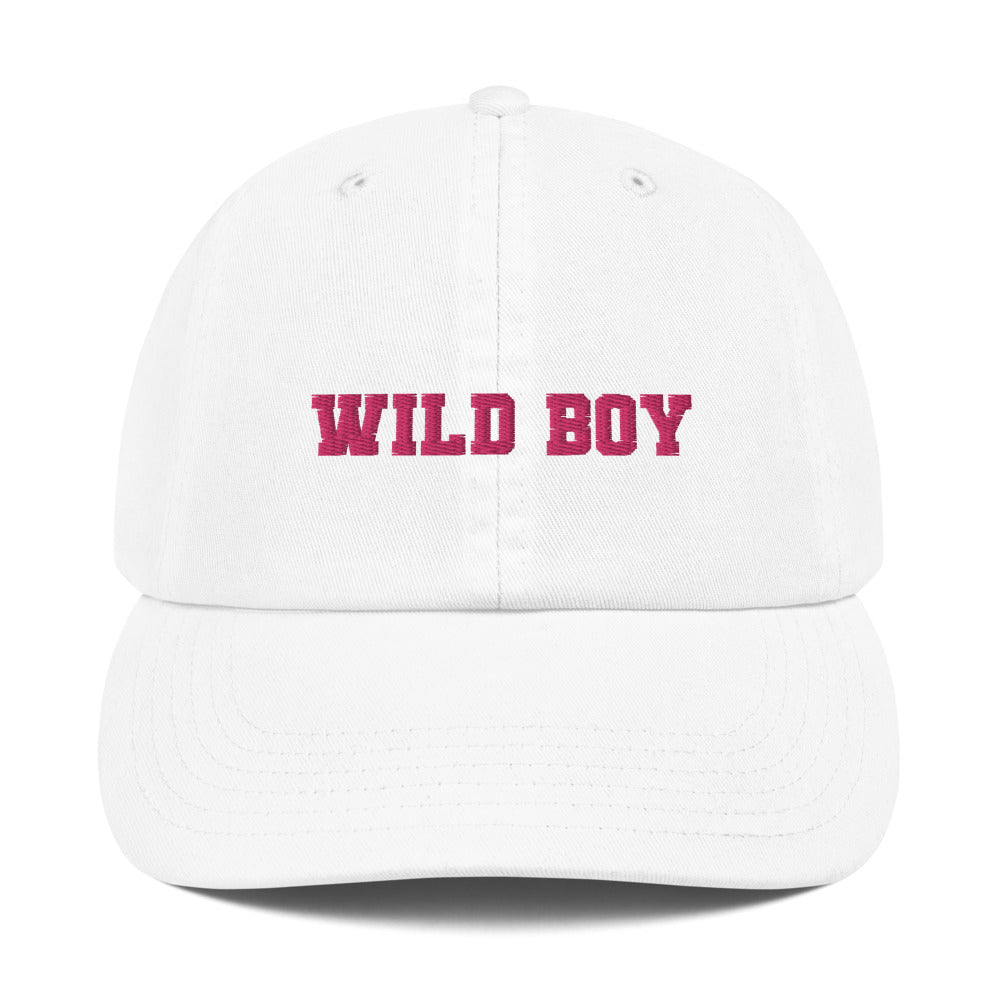 Wild Boy - Champion Dad Cap