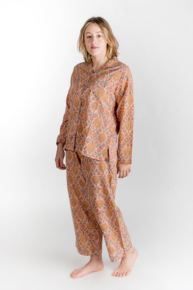Pyjama AZADI Peach Romantic