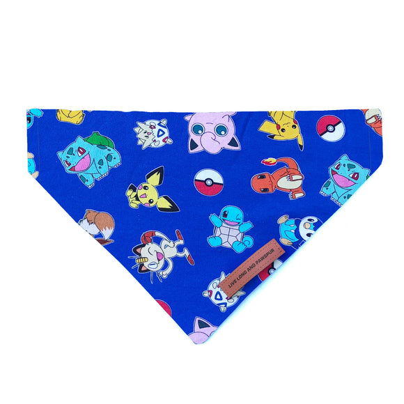 Catch 'em All - Pet Scarf