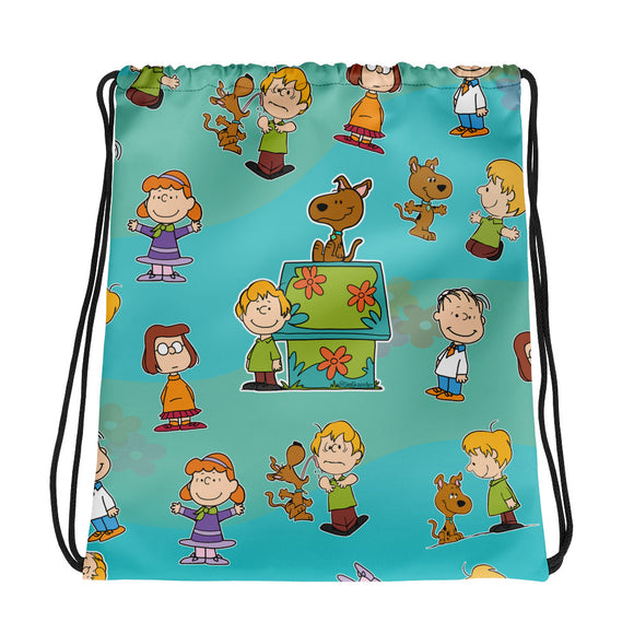 Snoopy Doo Drawstring bag