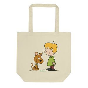 Snoopy Doo Best Friends - Eco Tote Bag