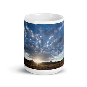 Nature Mug - Canyon Lands Sunset