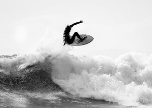 Huntington Beach surfer #3 70*50cm - Exclusive edition of 6