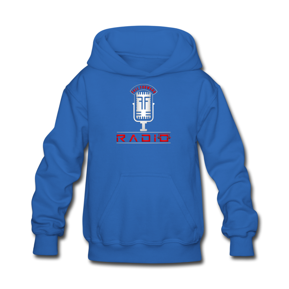 Kids' Hoodie Light - royal blue