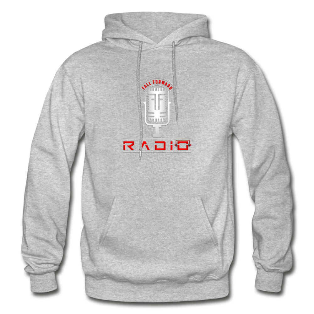 Unisex Heavy Blend Adult Hoodie Light - heather gray