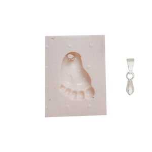 Load image into Gallery viewer, Foot - Silicone Mold + Link
