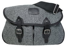 Load image into Gallery viewer, Ariel Trout Bag Harris Tweed