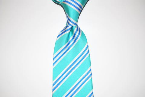 The Twisted Fin Classic Striped Tie