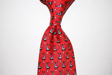 Load image into Gallery viewer, The Twisted Fin Dolphin Tie