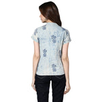 Load image into Gallery viewer, Flower Motif Shirt