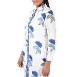 Load image into Gallery viewer, Block Printed Shirt Style Tunic