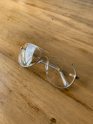 Silvery Sunglasses