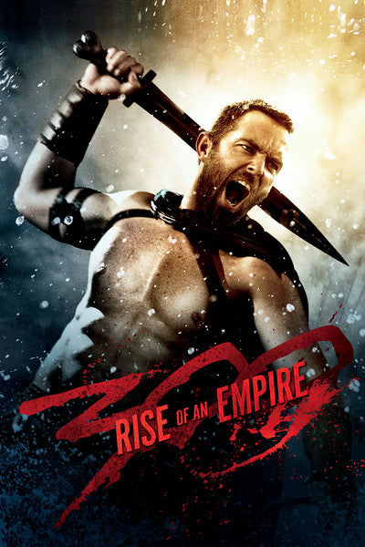 300 Rise of an Empire UV Code