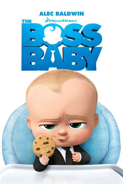 The Boss Baby [Pre Order]