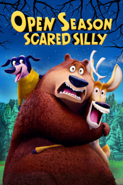 Open Season: Scared Silly (SD)