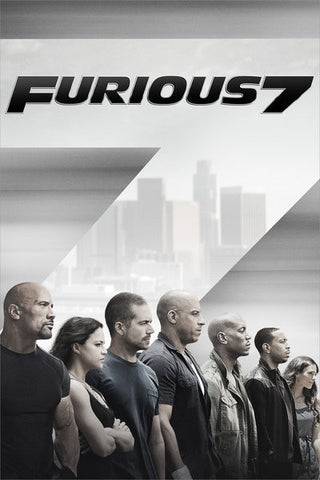 Furious 7: Extended Edition