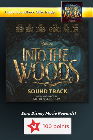 Into the Woods (Not Movie Code)