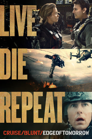 Live Die Repeat: Edge of Tomorrow (SD)